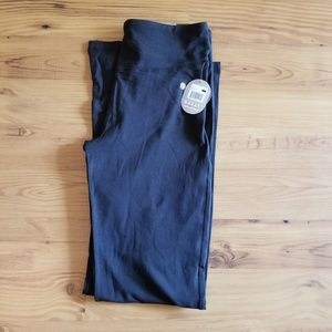 "NWT Bally 32"" Bootcut Tummy Control Leggings"